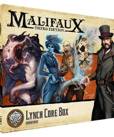 Wyrd Miniatures - WYR Malifaux 3E - Ten Thunders - Jakob Lynch Core Box