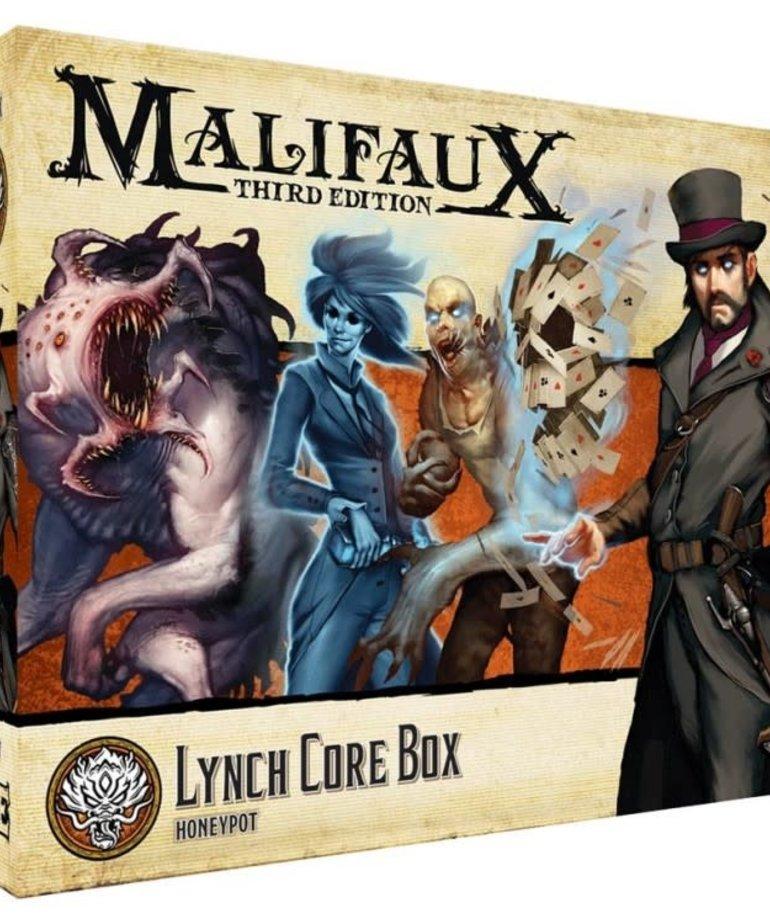 Wyrd Miniatures - WYR Malifaux 3E - Ten Thunders - Jakob Lynch Core Box