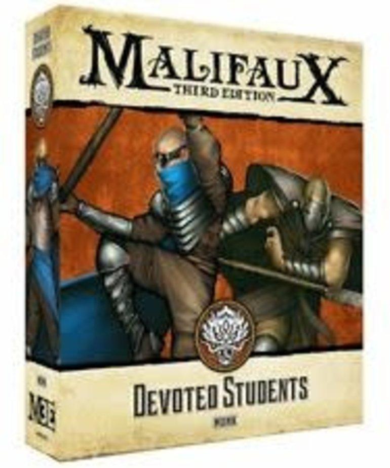 Wyrd Miniatures - WYR Malifaux 3E - Ten Thunders - Devoted Students