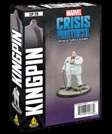 Asmodee - ASM PRESALE - Marvel: Crisis Protocol - Kingpin - Character Pack - 10/01/2020
