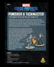 Asmodee - ASM Marvel: Crisis Protocol - Punisher & Taskmaster - Character Pack