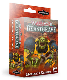 Games Workshop - GAW Morgok's Krushas - Expansion