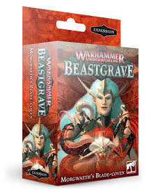 Games Workshop - GAW Morgwaeth's Blade-Coven - Expansion