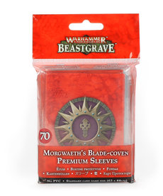 Games Workshop - GAW Morgwaeth's Blade-Coven - Premium Sleeves