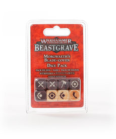 Games Workshop - GAW Morgwaeth's Blade-Coven - Dice Pack