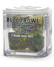 Games Workshop - GAW Blood Bowl - Snotling Team - Dice Set