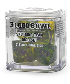 Games Workshop - GAW Snotling Team - Dice Set