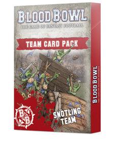 Games Workshop - GAW Snotling Team - Team Card Pack