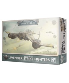Games Workshop - GAW Imperial Navy - Avenger Strike Fighters