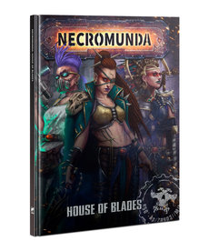 Games Workshop - GAW House of Blades