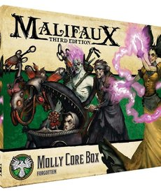 Wyrd Miniatures - WYR Malifaux 3E: Resurrectionists - Molly Core Box