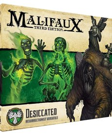 Wyrd Miniatures - WYR Malifaux 3E: Resurrectionists - Desiccated