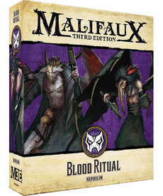 Wyrd Miniatures - WYR Malifaux 3E: Neverborn - Blood Ritual