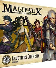 Wyrd Miniatures - WYR Malifaux 3E: Outcasts - Leveticus Core Box