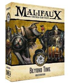 Wyrd Miniatures - WYR Malifaux 3E: Outcasts - Beyond Time