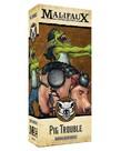 Wyrd Miniatures - WYR Malifaux 3E: Bayou - Pig Trouble