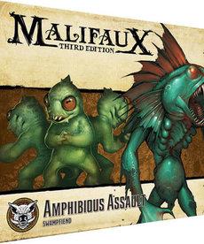 Wyrd Miniatures - WYR Malifaux 3E: Bayou - Amphibious Assault
