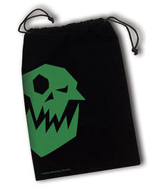 Fantasy Flight Games - FFG Fantasy Flight Supply Dice Bag: Ork