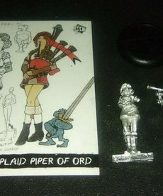 Privateer Press - PIP Minicrate: Plaid Piper of Ord