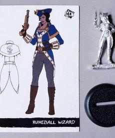 Privateer Press - PIP Minicrate: Runeball Wizard