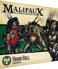 Wyrd Miniatures - WYR Malifaux 3E: Arcanists - Honor Guard