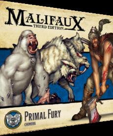Wyrd Miniatures - WYR Malifaux 3E: Arcanists - Primal Fury