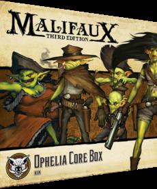Wyrd Miniatures - WYR Malifaux 3E: Bayou - Ophelia Core Box
