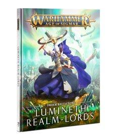 Games Workshop - GAW Battletome: Lumineth Realm-Lords