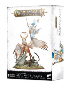 Games Workshop - GAW Archmage Teclis and Celennar, Spirit of Hysh