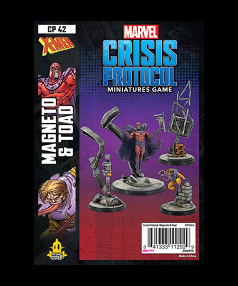 X-Men presales for Marvel: Crisis Protocol!