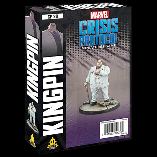 October Marvel: Crisis Protocol Presale Dates!