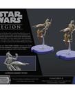Fantasy Flight Games - FFG Star Wars: Legion - Separatist Alliance - STAP Riders - Unit Expansion