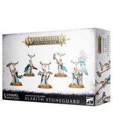 Games Workshop - GAW Alarith Stoneguard