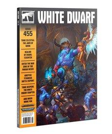 Games Workshop - GAW White Dwarf Magazine - Issue 455