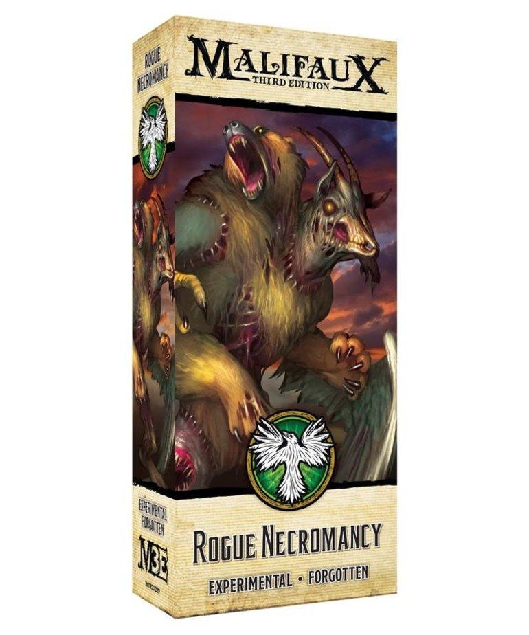 Wyrd Miniatures - WYR Malifaux 3E - Resurrectionists - Alt Rogue Necromancy