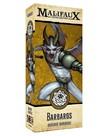 Wyrd Miniatures - WYR Malifaux 3E - Outcasts - Barbaros