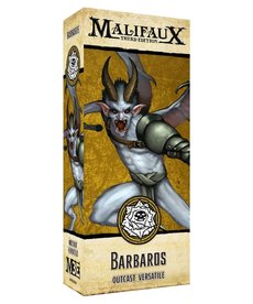 Wyrd Miniatures - WYR Barbaros
