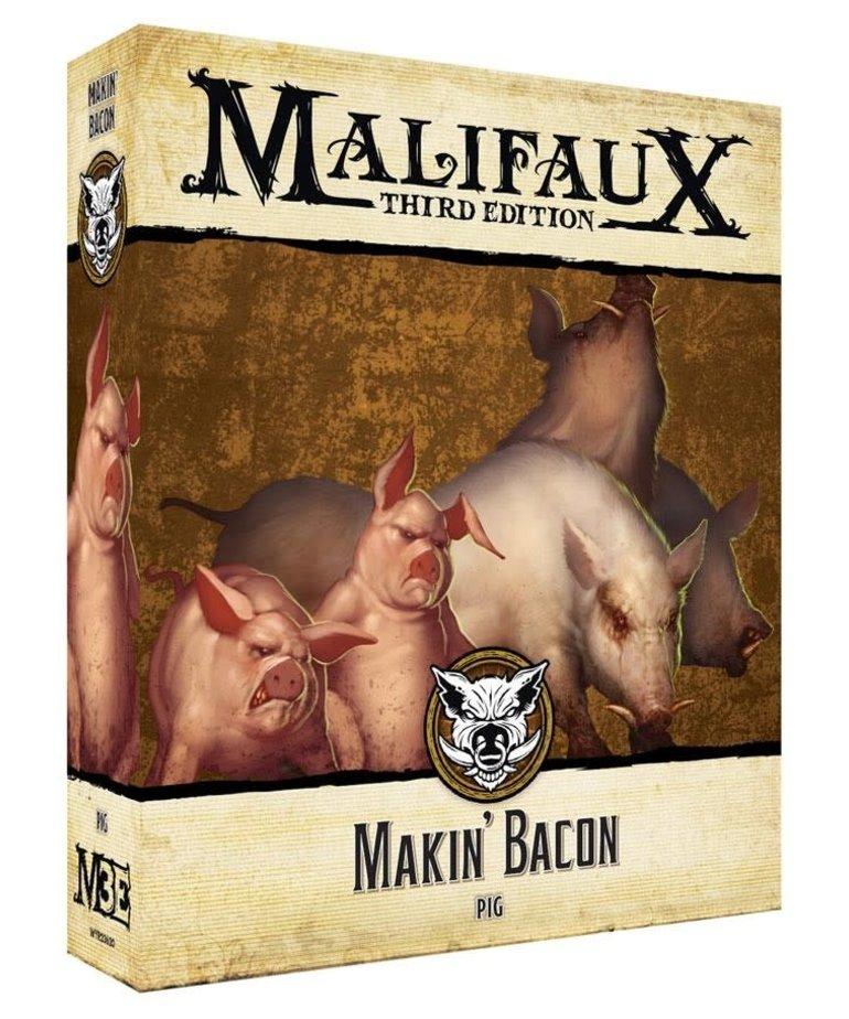 Wyrd Miniatures - WYR Malifaux 3E - Bayou - Making Bacon