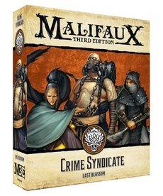 Wyrd Miniatures - WYR Crime Syndicate