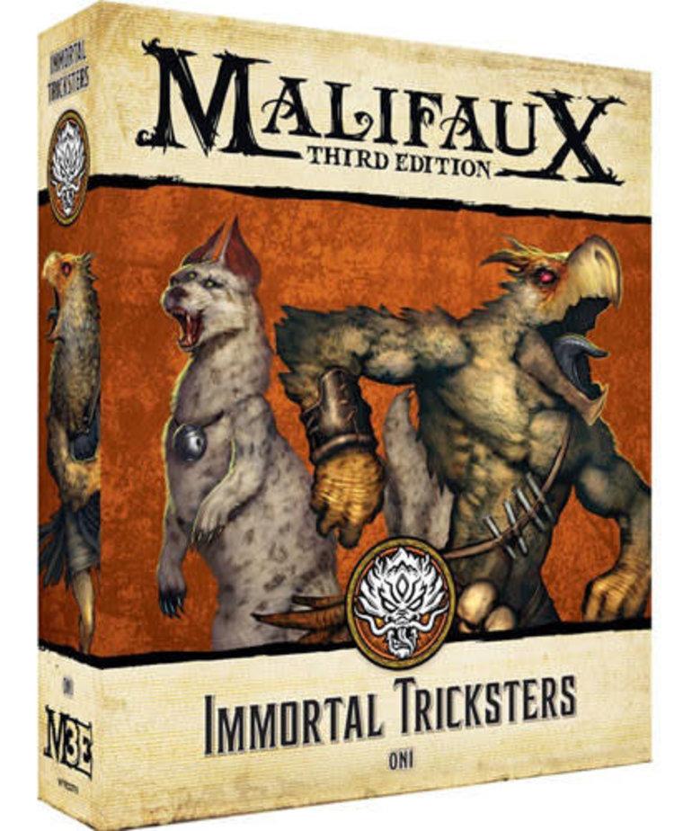 Wyrd Miniatures - WYR Malifaux 3E - Ten Thunders - Immortal Tricksters
