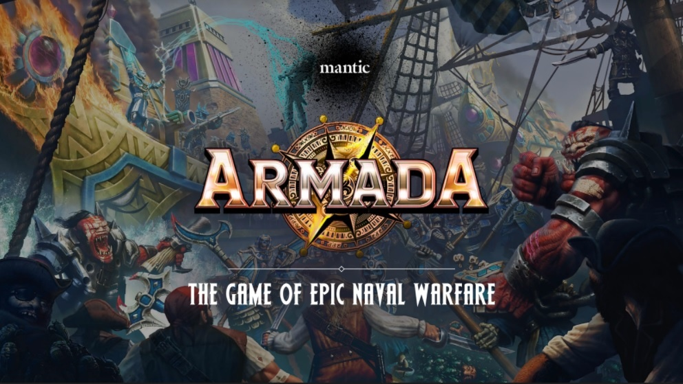 Kings of War: Aramada presales are now live!