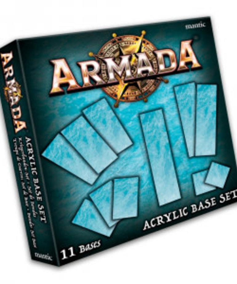Mantic Games - MG Kings of War: Armada - Acrylic Bases