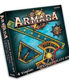 Mantic Games - MG Armada - Acrylic Template PRESALE 11/00/2020