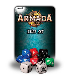 Mantic Games - MG Armada - Extra Dice