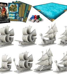Mantic Games - MG PRESALE - Two Player Starter Set - Kings of War: Armada 11/01/2020