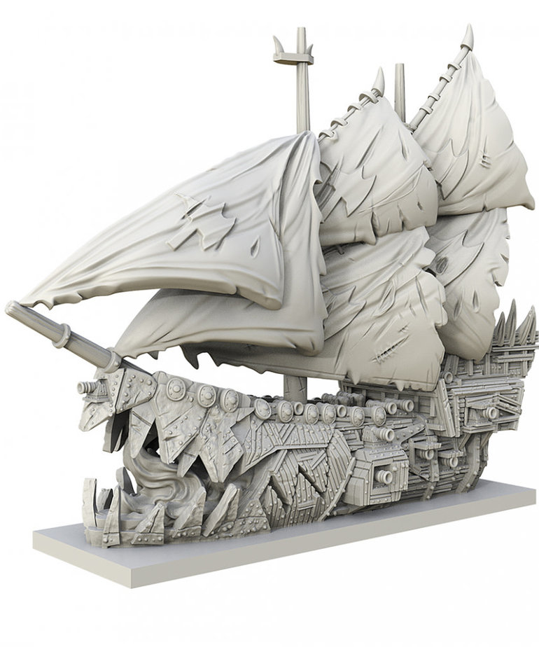 Mantic Entertainment, LTD - MGC PRESALE - Kings of War: Armada - Orc Smasher 11/01/2020