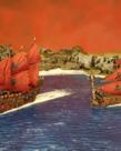 Mantic Entertainment, LTD - MGC Kings of War: Armada - Orc Starter Fleet