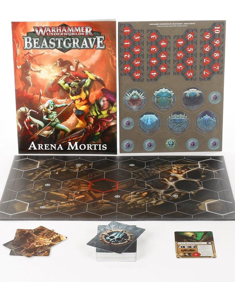 Games Workshop - GAW Warhammer Underworlds: Beastgrave - Arena Mortis - Expansion