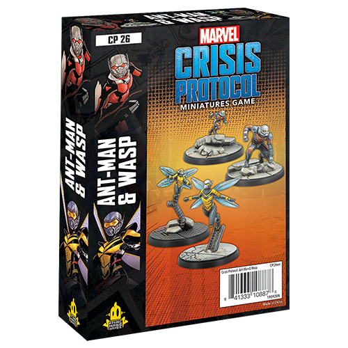 September Marvel: Crisis Protocol new releases