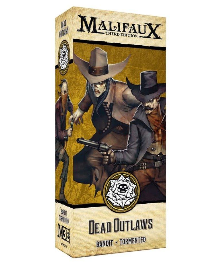 Wyrd Miniatures - WYR Malifaux 3E - Outcasts - Dead Outlaws